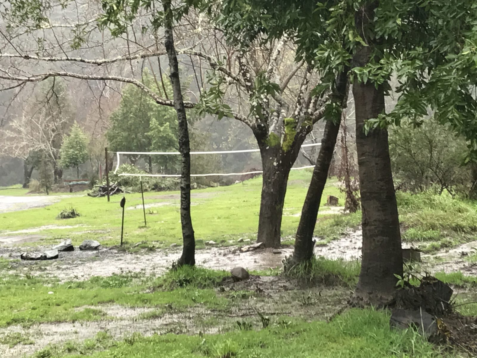 Muddy RV park