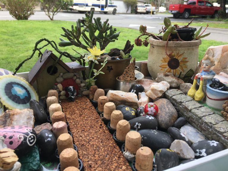 Portable Fairy Garden