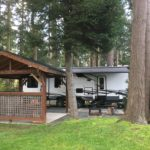 RV Park Anacortes, Washington